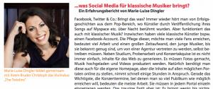 ARTikel Kulturnewsletter