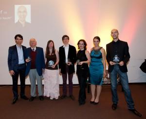 Die Preisträger des CCA 2012