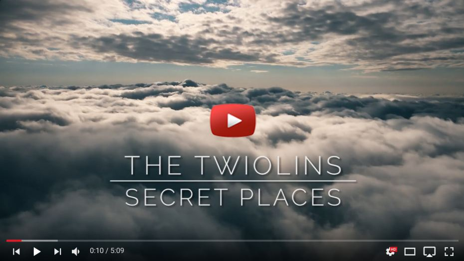 Release Video Youtube Secret Places